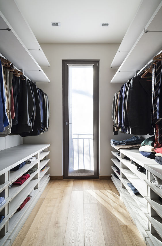 Tips For Better Closet Design