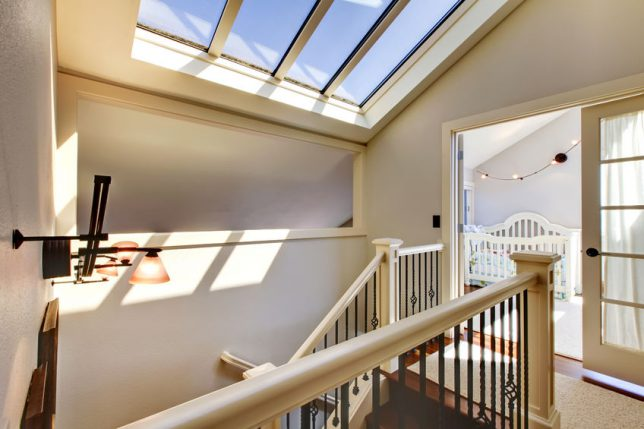 Lighten Up! The Benefits of Installing Skylights