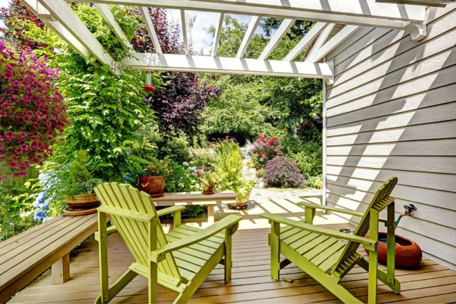 9 Outdoor Living Space Ideas