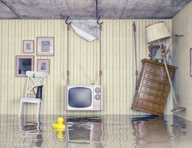 What To Do About A Flooded Basement