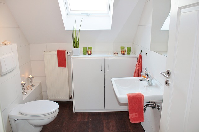 6 Small Bathroom Remodeling Ideas
